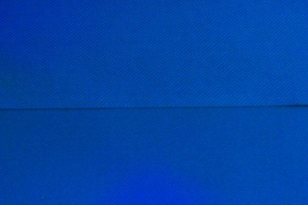 ткань пвх синяя