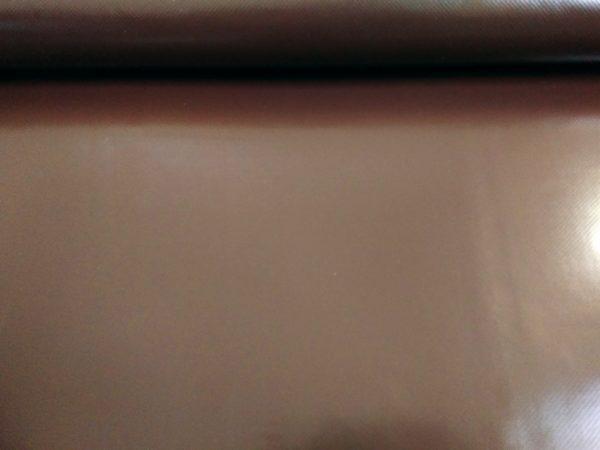 ткань пвх коричневая фото